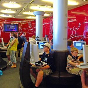 Интернет-кафе Находки